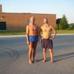 Todd and Ken Bob