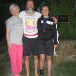 Tina, Ken Bob, Cathy