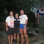 Ken Bob, Cathy, Todd