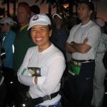 Cathy, Las Vegas Marathon (2006 December 10) Las Vegas NV