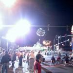 Fireworks, Las Vegas Marathon (2006 December 10) Las Vegas NV