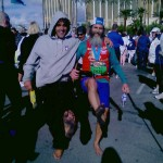 Julian and Ken Bob, Las Vegas Marathon (2006 December 10) Las Vegas NV
