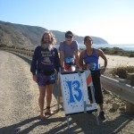 Ken Bob and friends at mile 13