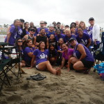 Cathy's dragon boat team