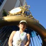 Cathy, Disneyland Half Marathon