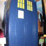 TARDIS nearly complete