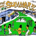 2014-07-19 Sunset Beach Summer Block Party