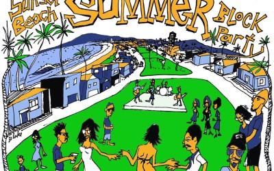 Sunset Beach Greenbelt Party