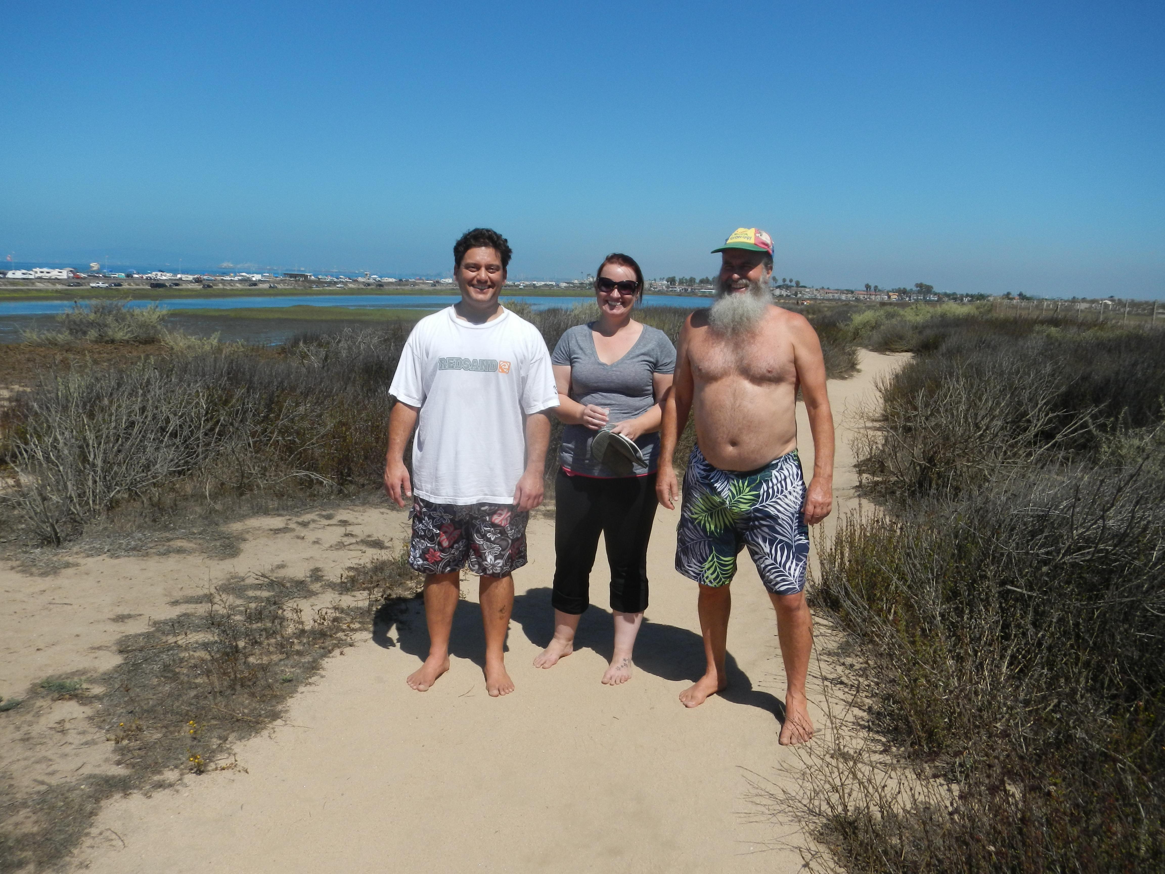Adrian, Jennifer, Ken Bob