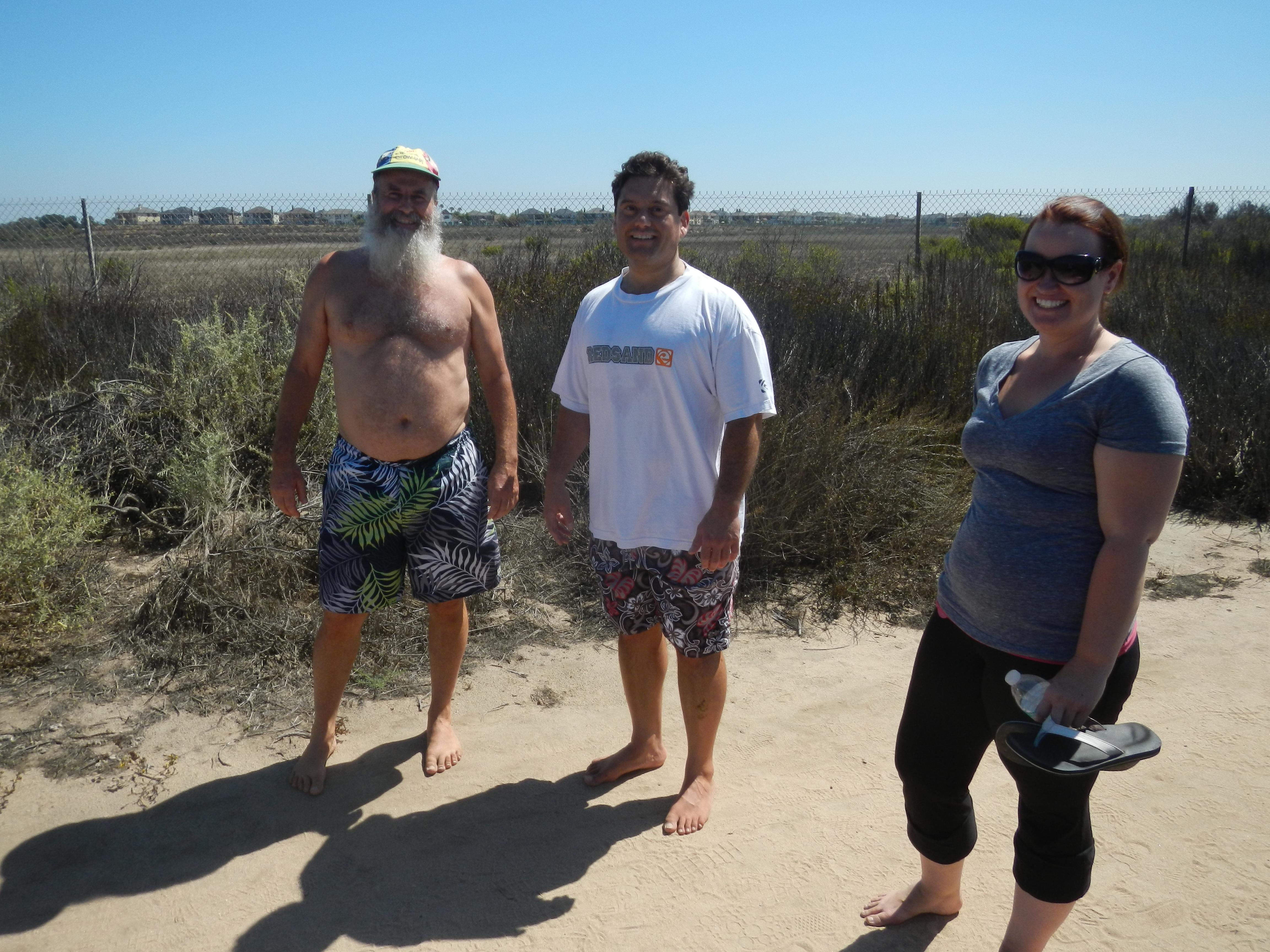 Ken Bob, Adrian, Jennifer