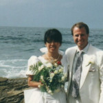 1990-08-25 Wedding Cathy and Ken