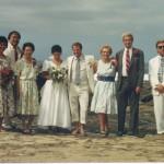 1990-08-25 Wedding Wedding Party
