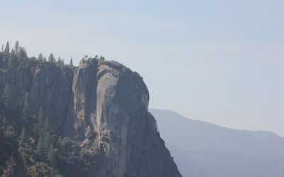 big rock (candy mountain?)