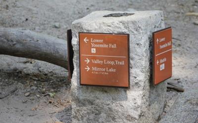 Directions to Yosemite Fall
