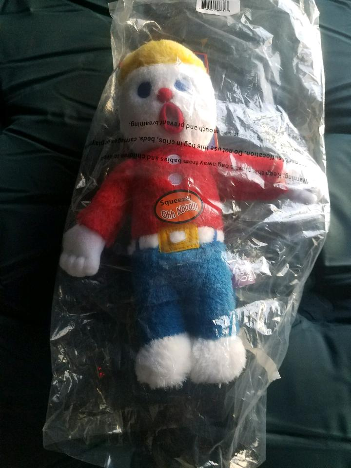 Mr Bill lives again